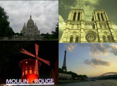 París, le belle ville <p>