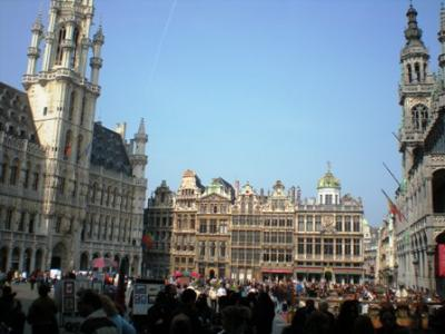 Bélgica, dulce travesía<p>