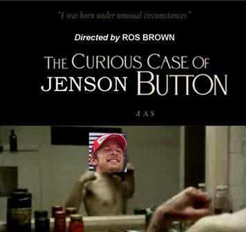 El curioso caso de Jenson Button <p>